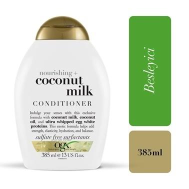 Organix Coconut Milk Bakim Kremi 385 Ml Renksiz